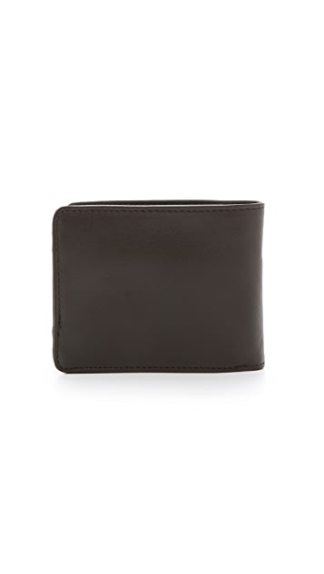 Nixon Escape Leather Wallet with Clip