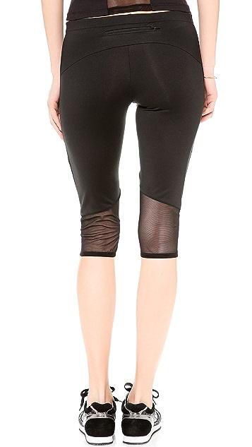 Norma Kamali Interactive Diagonal Shorts