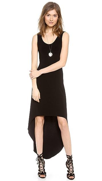 Norma Kamali Kamali Kulture Sleeveless Tank Dress