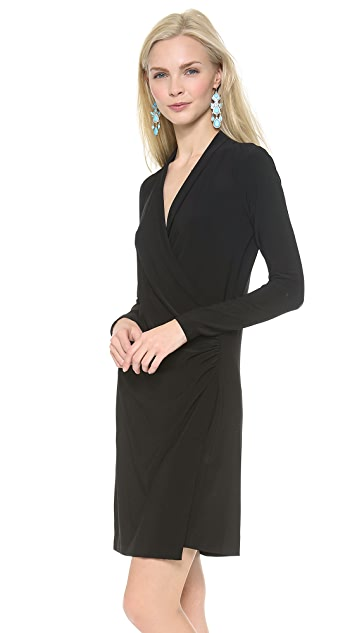 Norma Kamali Kamali Kulture Draped Dress