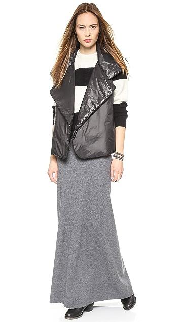Norma Kamali Reversible Vest