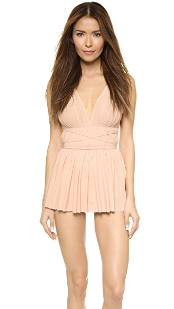 7cacdb8fe33e0 Norma Kamali Goddess Swim Dress | SHOPBOP