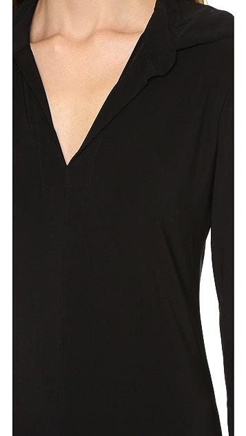 Norma Kamali Kamali Kulture Shirt Dress