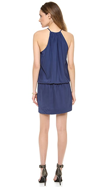 Nili Lotan Halter Dress
