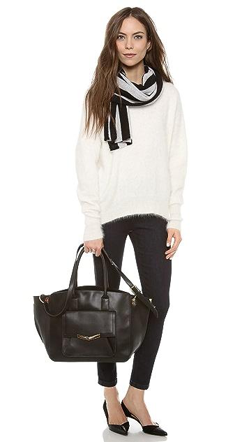 Nili Lotan 18-8 Oversized Pullover