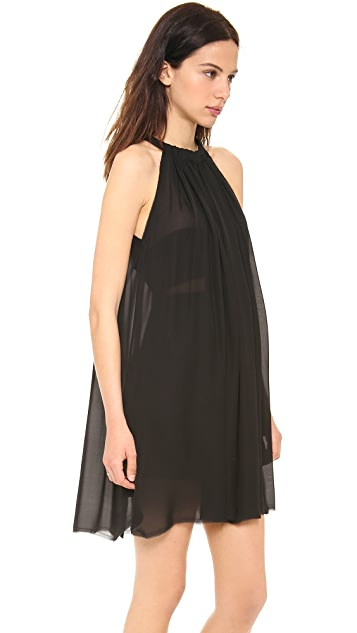 Nili Lotan Halter Dress