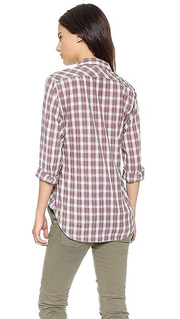 Nili Lotan NL Button Down Shirt