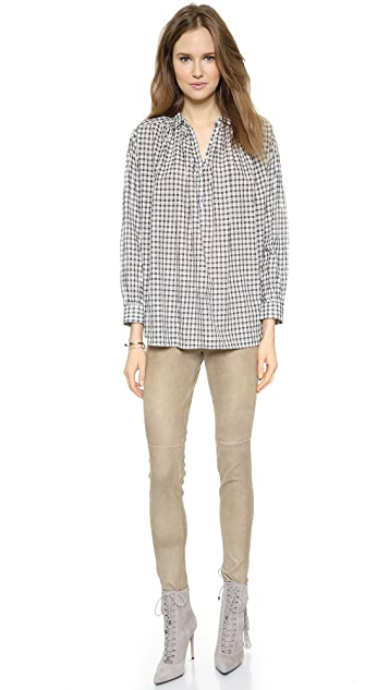 Nili Lotan Normandy Blouse