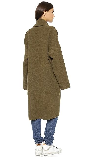 Nili Lotan Wrap Kimono Coat
