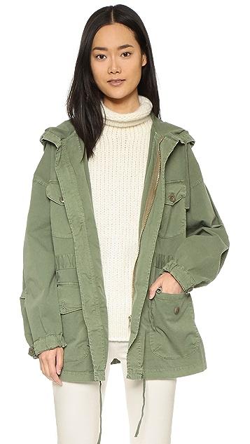 Nili Lotan Army Jacket