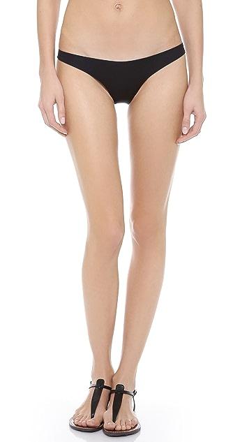 N.L.P Classic Cut Neoprene Bikini Bottoms