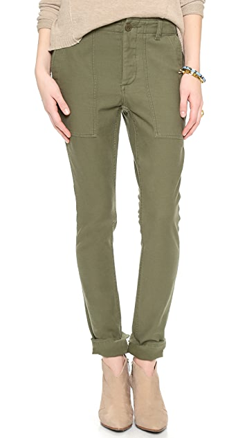 NLST Slouch Utility Trousers
