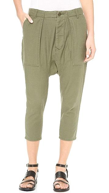 NLST Harem Utility Pants