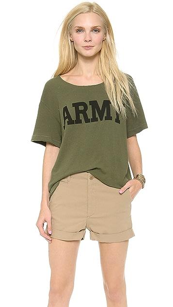 NLST Army Tee