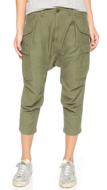 NLST Harem Cargo Pants