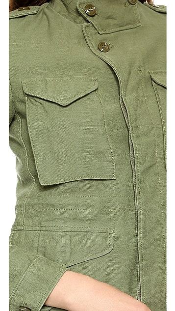 NLST Skinny M-43 Jacket