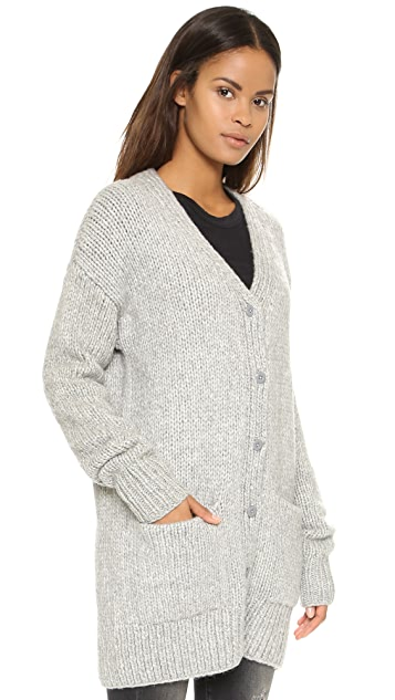 2e38530fb NLST Fisherman Cardigan Sweater