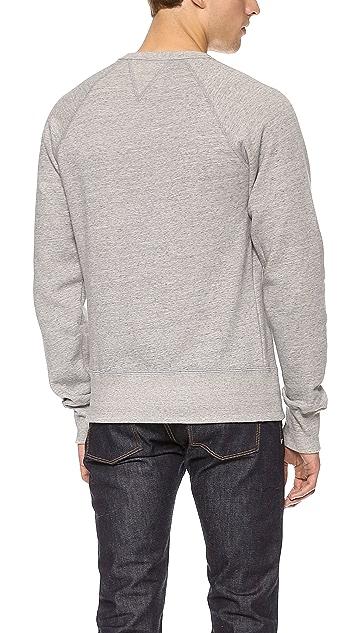 Noble Denim Sweatshirt