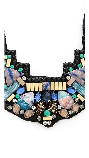 Nocturne Azure Necklace