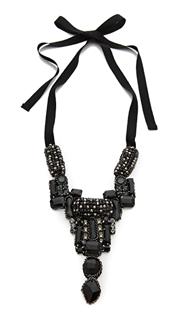 Nocturne Gypsy Diamonte Necklace