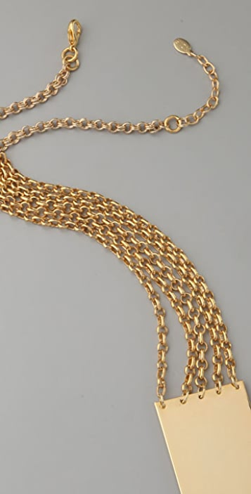 Noir Jewelry Beaded Necklace