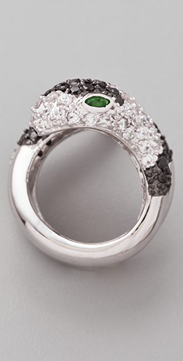 Noir Jewelry Snake Ring