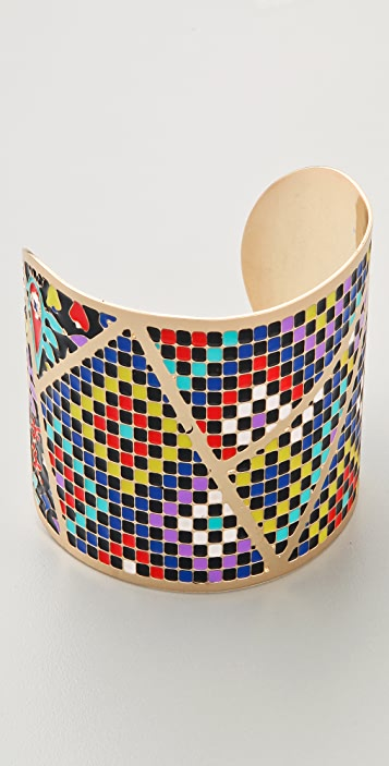 Noir Jewelry Hacienda Cuff