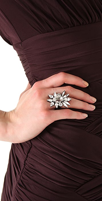 Noir Jewelry Nightfall Cocktail Ring