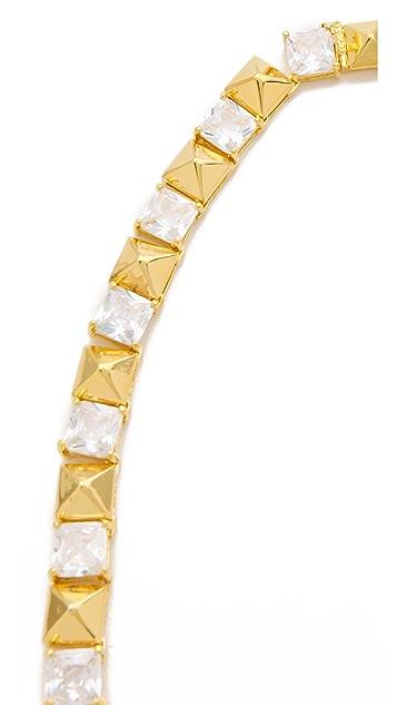 Noir Jewelry Mini Punks Necklace