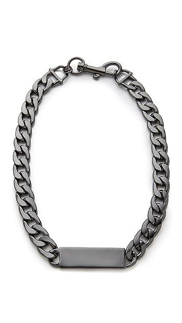Noir Jewelry Classic ID Necklace
