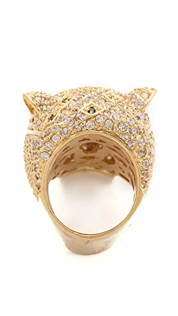 Noir Jewelry Jaguar Ring
