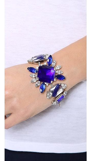 Noir Jewelry Gem Bracelet