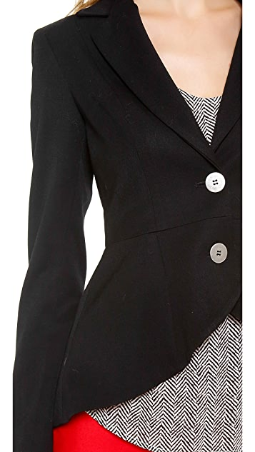 Misha Nonoo Wool Riding Jacket