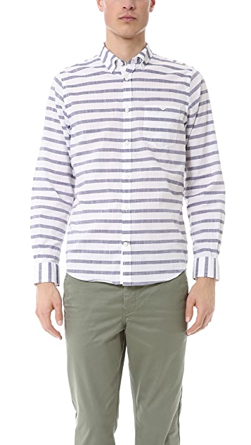 Norse Projects Anton Nautical Long Sleeve Shirt