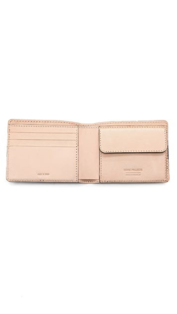Norse Projects Bastian 12 Wallet