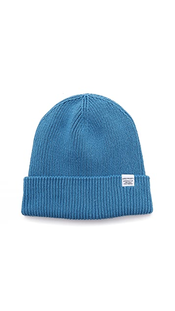 4f557082ad1 Norse Projects Cotton Watch Beanie