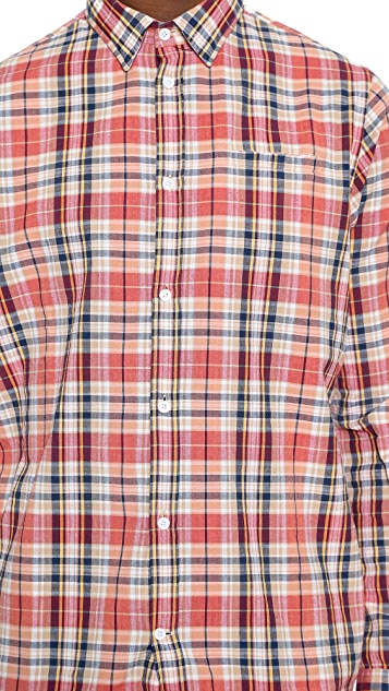 Norse Projects Anton Madras Shirt
