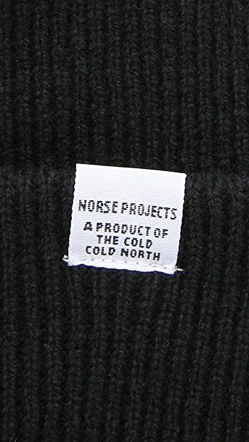 Norse Projects Norse Beanie Hat