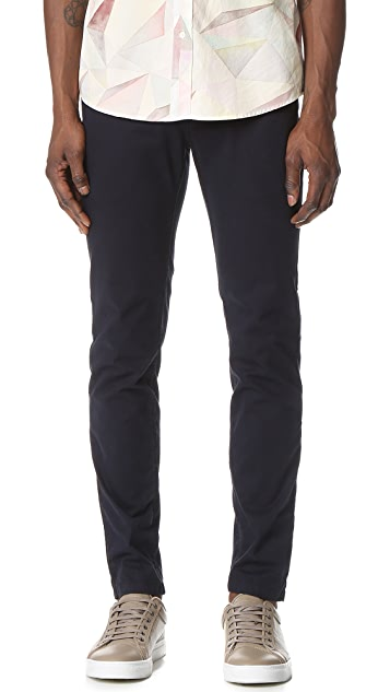 cabd8b1155 Norse Projects Aros Slim Light Twill Pants   EAST DANE