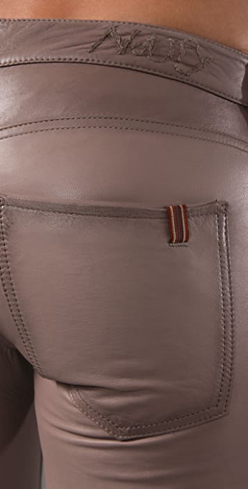 Notify Skinny Leather Pants