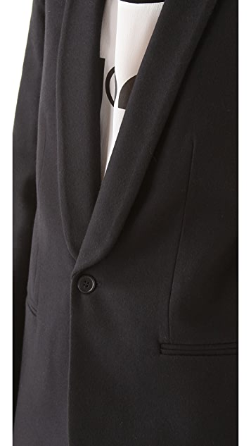 No. 21 Navy Blazer
