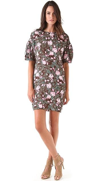 No. 21 Floral Dress