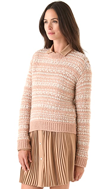 No. 21 Crew Neck Sweater