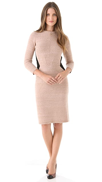 No. 21 Marled Sweater Dress
