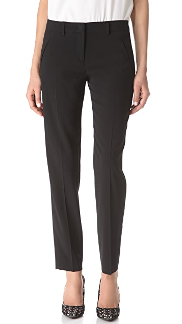 No. 21 Crepe Ankle Pants