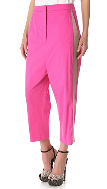 No. 21 Slouchy Pink Pants
