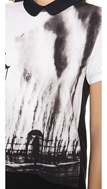 No. 21 Paris Scene Tee