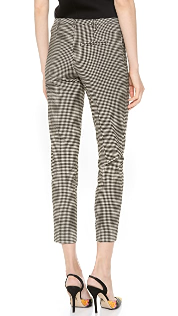 No. 21 Gingham Pants