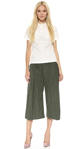 No. 21 Wide Leg Pants