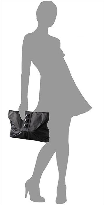 Novella Royale-do not use. Hudson Studded Clutch
